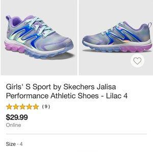 S Sport by Skechers kids shoes size 2